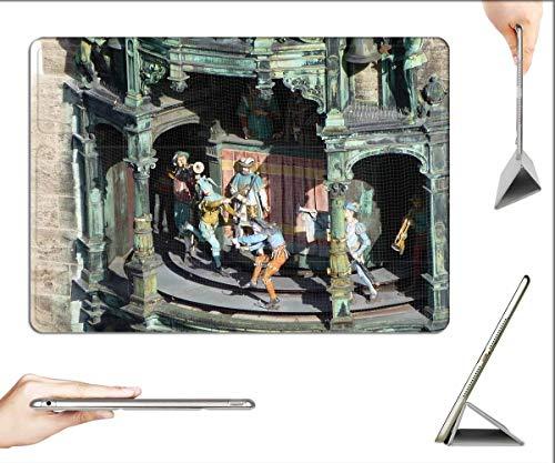 Case for iPad Pro 12.9 inch 2020 & 2018 - Bavaria State Capital Munich Town Hall Marienplatz 1