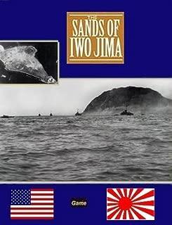 SCHUTZE: Sands of Iwo Jima Board Game, 2nd Edition