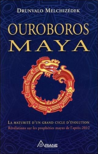 Ouroboros Maya - ntozu nke oke okirikiri evolushọn
