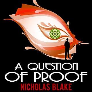 A Question of Proof: Nigel Strangeways, Book 1 cover art