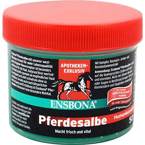 ENSBONA Pferdesalbe, 50 ml Salbe