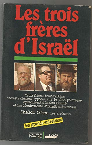 Les Trois frères d'Israël