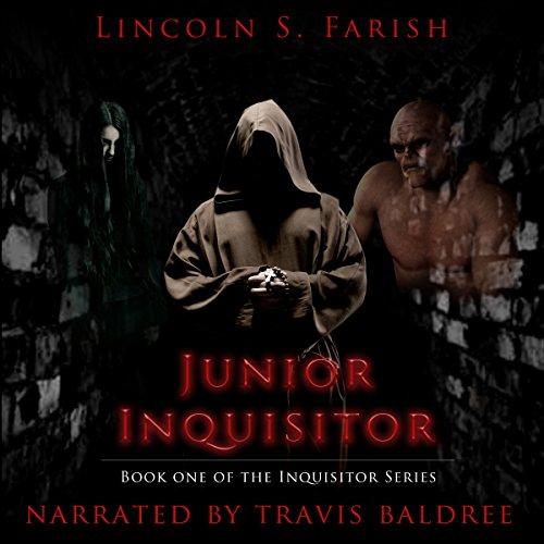 Junior Inquisitor Audiobook By Lincoln S. Farish cover art