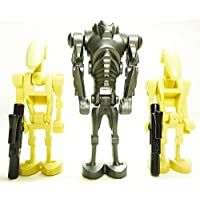 LEGO®Star Wars–Juego de 3Battle droides con armas