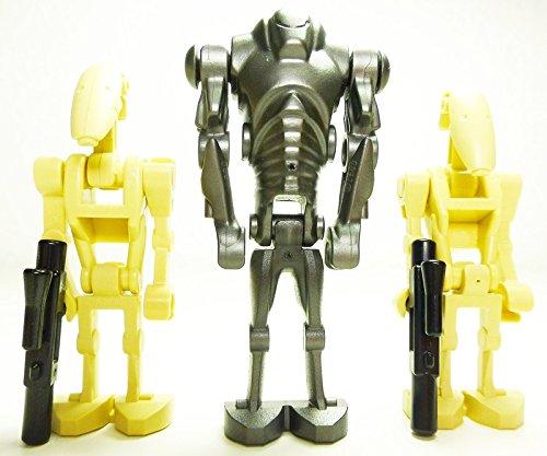 Lego Star Wars - 3er Set Battle Droiden mit Waffen
