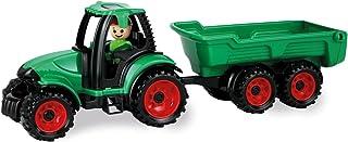 Lena Lastbilstraktor med berlock, stabilt traktorset ca 38 cm