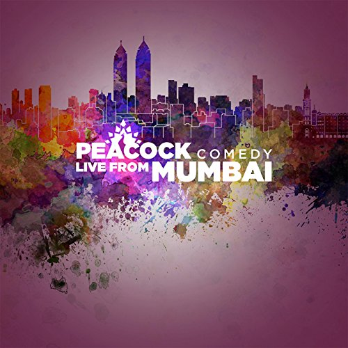 Peacock Comedy Live From Mumbai cover art