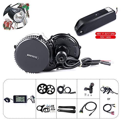 Bafang BBS02B 48V Mid Drive Electric Bike Motor Conversion Kit