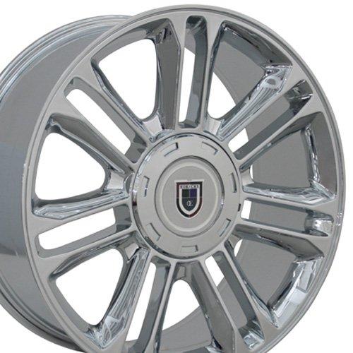 06 chevy silverado 22 rims - 4