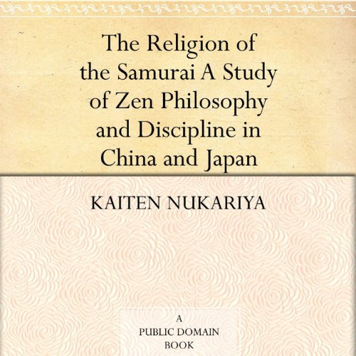 The Religion of the Samurai  Titelbild