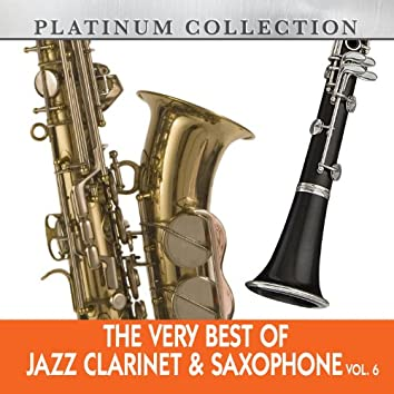 The Very Best of Jazz Clarinet & Saxophone, Vol. 6