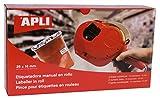 agipa Apli - Máquina etiquetadora 2 líneas 10 caracteres