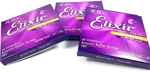 Top 10 Best elixir light acoustic guitar strings