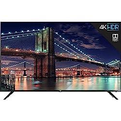 TCL 55 Inch 6 Arrangement 4K television