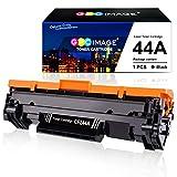 GPC Image Cartucce Toner Compatibili per HP CF244A 44A Con Chip per HP LaserJet Pro M15a, M15w, MFP M28a, MFP M28w Stampante (1 Nero)