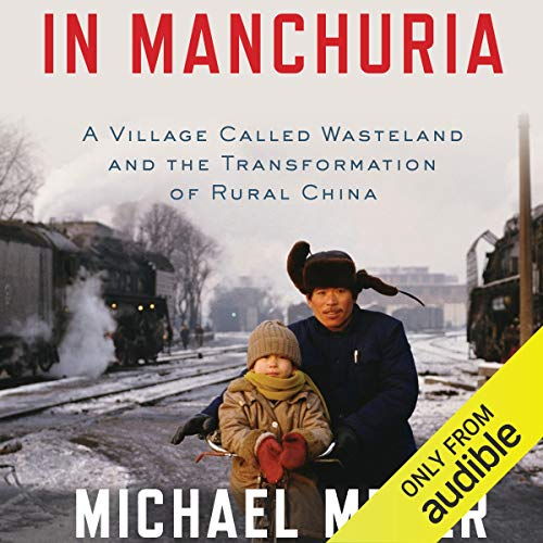 In Manchuria audiobook cover art