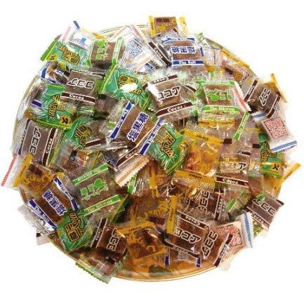 黒糖バラエティーパック 1袋(1袋・270g・個包装込)【くろくろとう 】【ミント黒糖】【生姜黒糖 】【塩黒糖 】【ココア黒糖 】【シークワーサー黒糖】レターパックライトにて発送