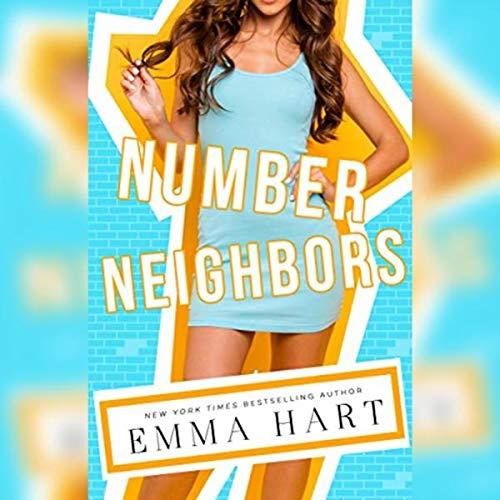 Number Neighbors audiobook cover art