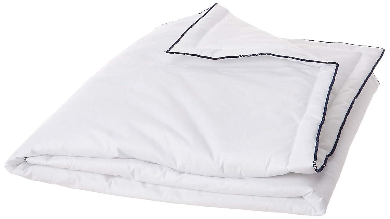 Baby Doll Bedding 海外限定 Drake 格安激安 Linen Look Navy Crib Comforter