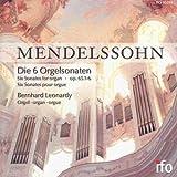 6 Orgelsonaten Op.65