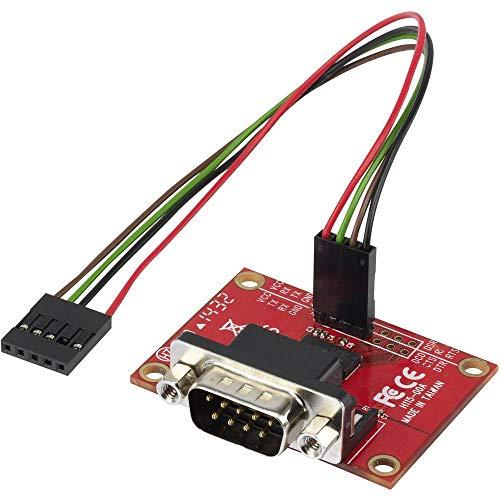 Renkforce RF-4011279 Raspberry Pi® Erweiterungs-Platine Passend für (Einplatinen-Computer) Raspberry Pi® A, B, B+