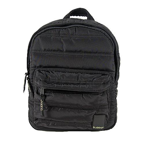 Bubba Bags Canadian Design Backpack Matte Regular (Black Velvet)