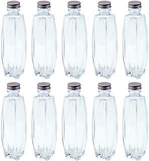 日本製 ハーバリウム トノー型ガラス瓶 200cc 10本セット