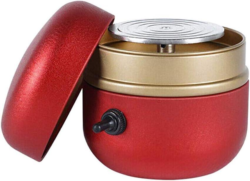 TZUTOGETHER Mini m/áquina de rueda de cer/ámica,m/áquina de cer/ámica el/éctrica 1500RPM,m/áquina de arcilla port/átil,herramienta de arcilla DIY de velocidad ajustable con bandeja,para principiantes