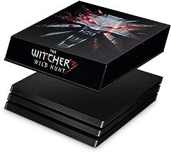 Capa Anti Poeira para PS4 Pro - The Witcher #A