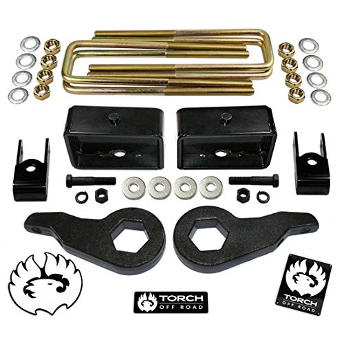 06 gmc 2500hd lift kit - 5