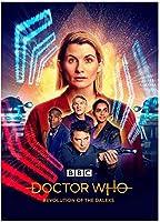 Doctor Who:Revolution of the Daleks(2021)映画のポスター寝室の壁画のキャンバスの写真家の装飾壁のポスター-40x60cmフレームなし