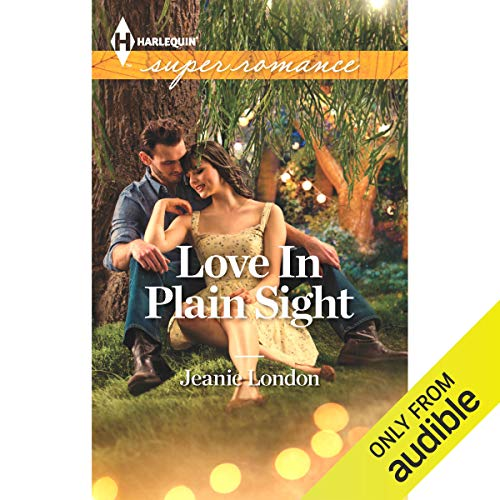 Love in Plain Sight audiobook cover art
