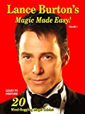 Lance Burton s Magic Made Easy