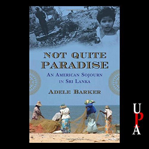 Not Quite Paradise audiobook cover art