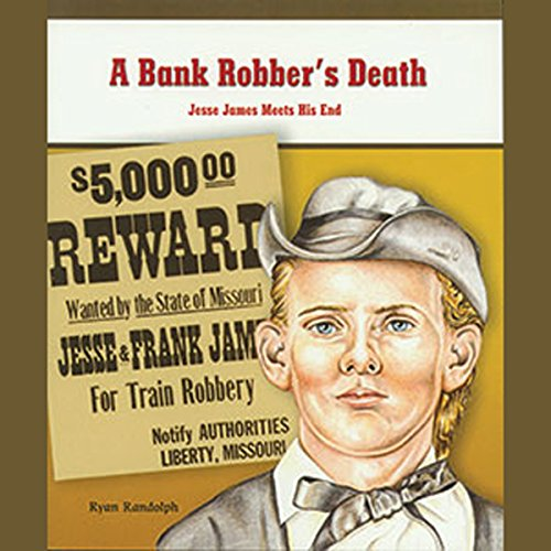 A Bank Robber's Death audiobook cover art