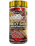 Hydroxycut Hardcore Next Gen Stim Free, 150 Count