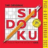 Original Sudoku Page-A-Day Calendar 2022