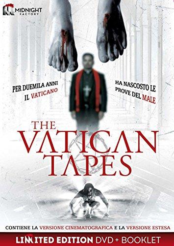 Koch Media Dvd vatican tapes (the)(lim.ed.)