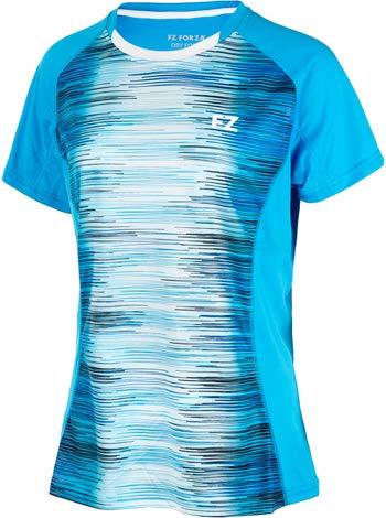 FZ Forza Damen T-Shirt Phoebe Blue, XXL