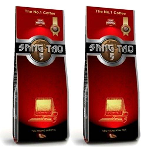 ベトナムコーヒー TRUNGNGUYEN SANG TAO 5 340g×2袋セット