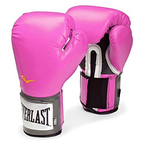 Everlast Training Gloves Gants de boxe femme Rose 8oz