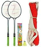 Klapp Badminton Set,13-Pieces