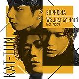 EUPHORIA / We Just Go Hard feat. AK-69 (初回限定盤2) (CD+Blu-ray)
