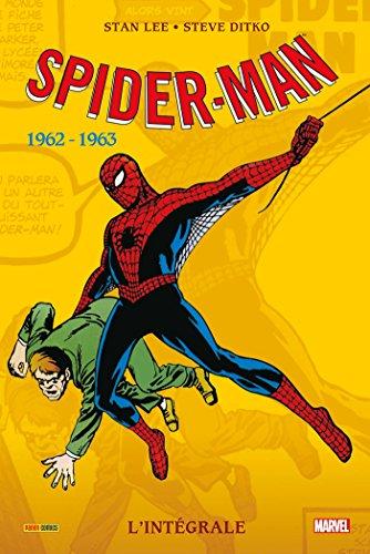 Amazing Spider-Man intégrale T01 1962-1963 NED