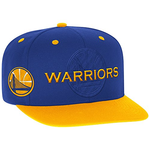 adidas Golden State Warriors 2016 NBA Draft Day Authentic Snap Back Hat