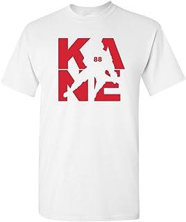 Kane Fan Wear Ice Hockey Sports Adult T-Shirt Tee