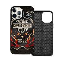 Harley-Davidson ハーレーダビッドソン iPhone 12 ケース iPhone12 Pro ケース iPhone12 Pro max ケース iPhone12 mini ケース TPU 耐衝撃 脱着簡単 軽量 すり傷防止 指紋防止 かわいい おしゃれ カメラ保護 傷防止 (6.1インチ/5.4インチ/6.7インチ)