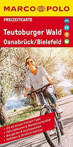 Marco Polo FZK13 Teutoburger Wald: freizeitkarte