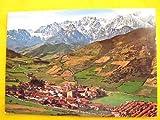 Antigua Postal - Old Postcard : Picos de Europa - POTES (Santander)