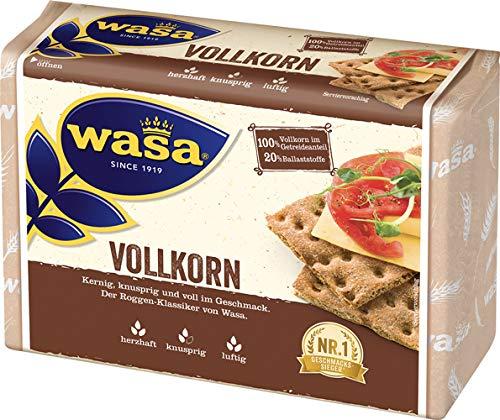 Wasa Vollkorn Roggen Knäckebrot - 12x 260 g
